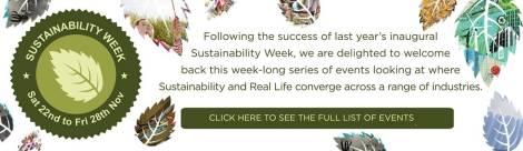 sustainability week