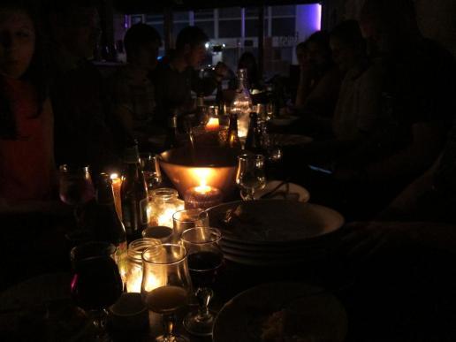 candlesdark