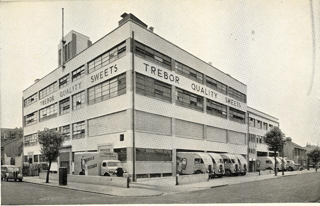 trebor factory