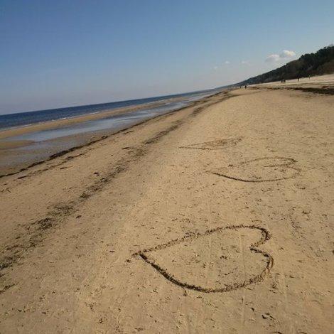 Beach jurmala