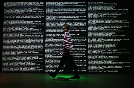 The 'Big Bang Data_ exhibition at Somerset House, London from tomorrow (3 December) to 28 February 2016 (5)